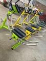 健腹機練習器 健身器材廠家 美腰機練習器 5