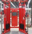 小飛鳥 綜合訓練器 龍門架 拉力器  大飛鳥 健身器材 4