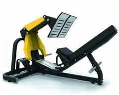 45度倒蹬机 反飞鸟 屈伸练习器 腹肌练习器