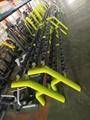 45度倒蹬機 反飛鳥 屈伸練習器 腹肌練習器 2