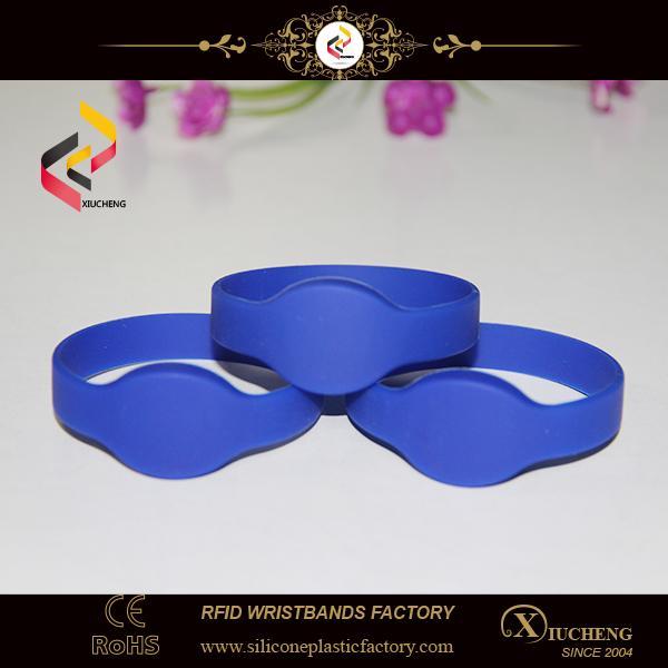 Silicone RFID Wristband NFC Bracelet 3