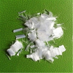 Construction Grade Low Moisture Polypropylene Fiber