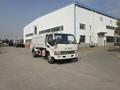 8T rear loading compressor garbage truck 2