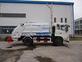 12T rear loading compressor garbage truck 0 1