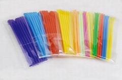 plastics straws