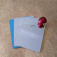 专业生产加工电镀亚克力镜片