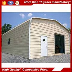New modern Prefab metal carport garage