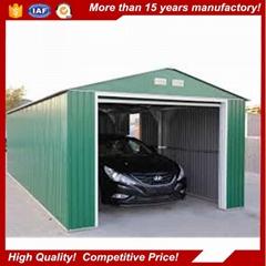 Prefab Steel Structure Portable Garage for Car Parking