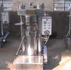 Commercial automatic hydraulicoil press machine