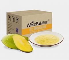 how to make mango juice powder