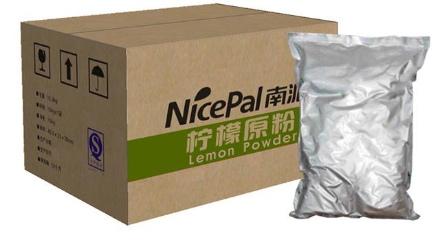 海南青柠檬原浆粉 3