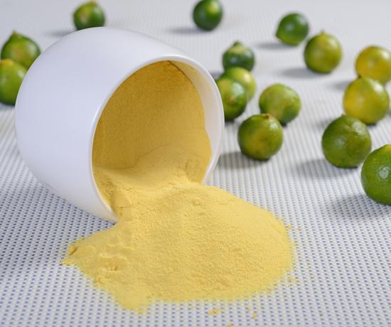金桔汁青金桔粉 2