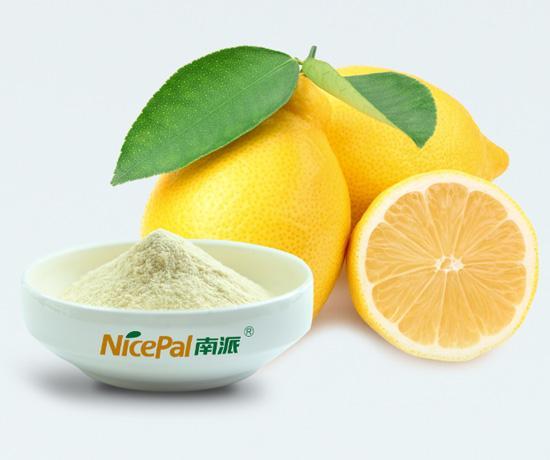 柠檬汁黄柠檬粉 2