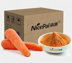 果蔬汁胡萝卜 婴儿辅食胡萝卜粉 喷雾干燥胡萝卜粉