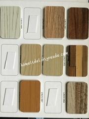 Wood Series UV panel Decorative Calcium Silicate board