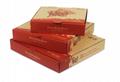 China cheap custom pizza packaging box wholesaler 1
