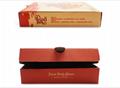 China cheap custom pizza packaging box wholesaler 2