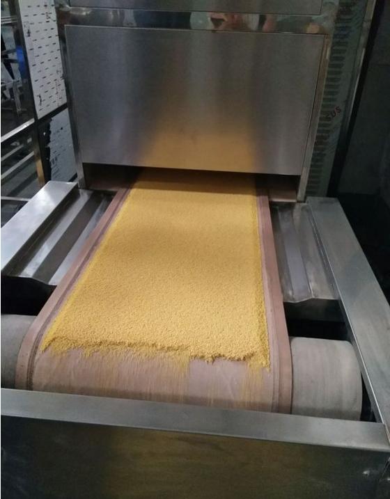 微波五穀雜糧粉殺菌機 1