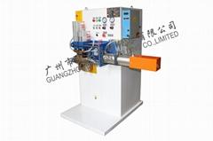Copper aluminum tube to welding machine
