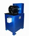 Copper aluminum tube shrinkage machine 1