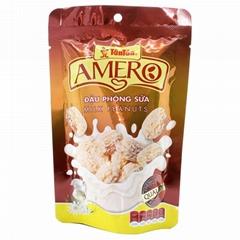Crispy PEANUT Milk Cappuccino Coffee snack (Tan Tan Jolie 84983587558)