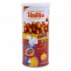 Crispy PEANUT BBQ flavor Snack (Tan Tan