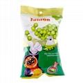 Crispy GREEN PEAS SALT snack (Tan Tan Jolie 84983587558) 1
