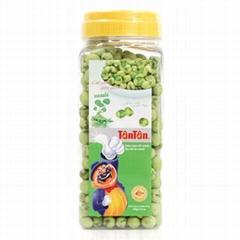 Crispy GREEN PEAS Wasabi Coconut snack  (Tan Tan, Jolie 84983587558)