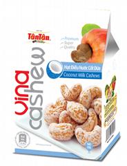 CASHEW NUT Honey Wasabi Coconut milk Salt testa (Jolie 84983587558)