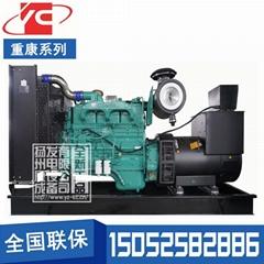 350KW柴油发电机组重庆康明斯NTAA855-G7A