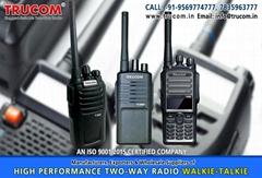 Two way Radio Communication Device India