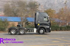 SINOTUCK HOWO 6*4 Towing Tractor Head 420HP