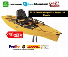 free shipping discount 2017 Hobie Mirage Pro Angler 14