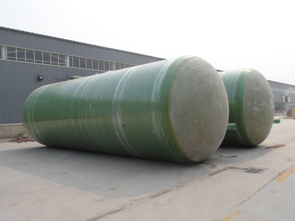 江西玻璃鋼化糞池 2