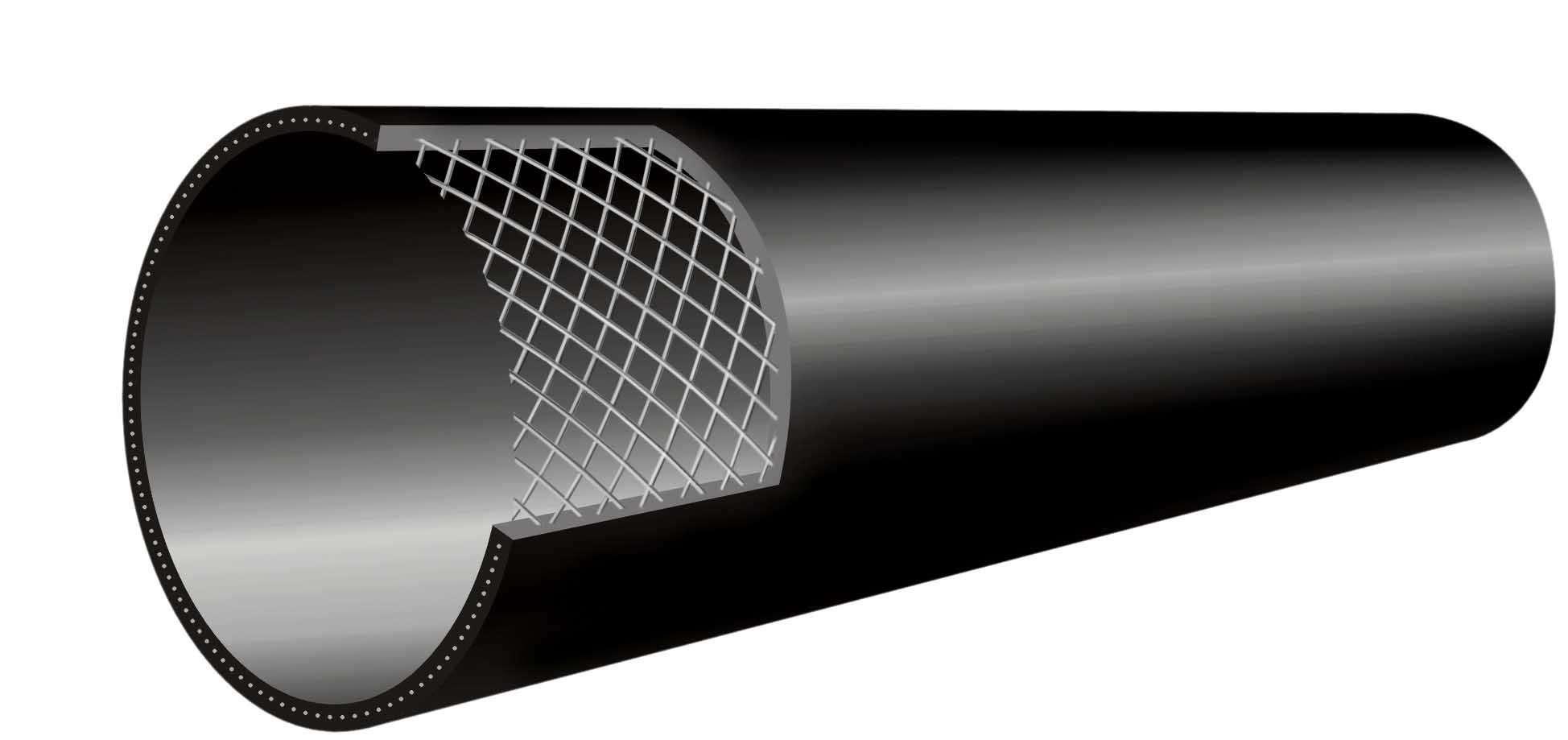 江西鋼絲網骨架塑料復合管 2