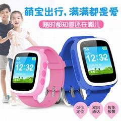 G1-plus儿童電話手錶GPS定位雙向通話SOS求救