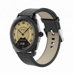 W1 mechanical smart watch heart rate