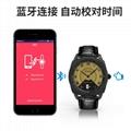 小亿W1机械智能手表心率血压监测运动监测 3