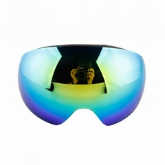 Good quality China factory price safety ski goggles