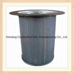 Oil Separator 250034-086 for Sullair Portable Electric Air Compressor