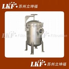 LKFM系列多袋式過濾器