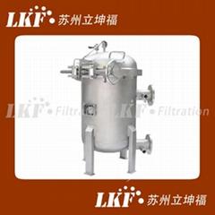 LKFMK系列快開多袋過濾器