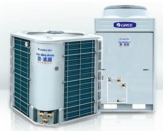 商用格力15匹空气能热水器 1