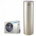 商用美的10匹空气能热水器
