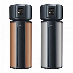 商用美的20匹空气能热水器