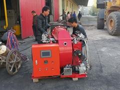 河南5吨锅炉节能改造