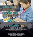 菠蘿樹5D字母早教玩具儿童智慧益智變形機器人啟蒙英語AR 4