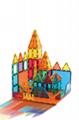儿童磁力片炫彩透光磁性積木玩具禮物 3