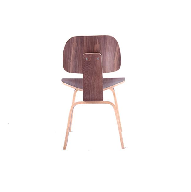 Lcw Low Back Replica Kitchen Wooden Dining Chair Wood Chair 9128ba