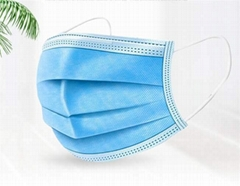 3 Layers Disposable Surgical Medical Face-Mouth Mask